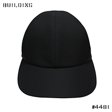 ELIMINATOR_17SS BESPOKE CAP_BLACK