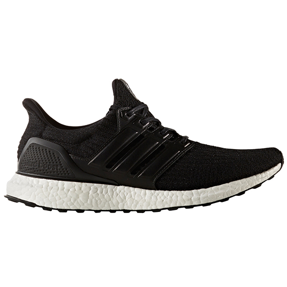 adidas_17S/S ULTRA BOOST LTD [ LEATHER CAGE ]_BLACK