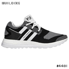 Y-3_PURE BOOST ZG KNIT_BLACK×WHITE