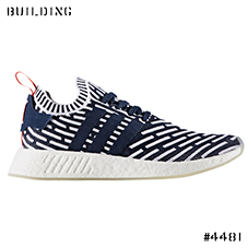 adidas ORIGINALS_NMD R2 PRIME KNIT_NAVY×WHITE
