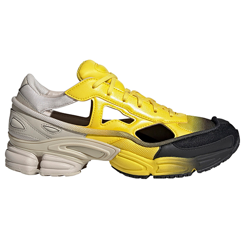 adidas by RAF SIMONS_RS REPLICANT OZWEEGO_BLACK×YELLOW