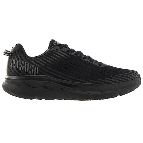 HOKA ONE ONE_CLIFTON 5_ALL BLACK
