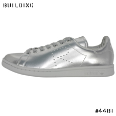 adidas by RAF SIMONS_2016 S/S  STAN SMITH_SILVER