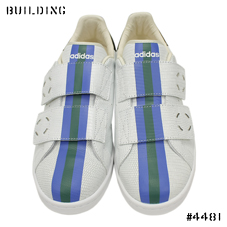 adidas by Raf Simons_STAN SMITH RS MODEL_WHITE×BLUE×GREEN