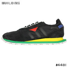 adidas ORIGINALS_PROTOTYPE FORMEL 1_BLACK×RED×YELLOW×GREEN