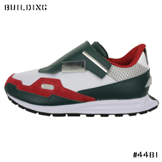 adidas by Raf Simons_FORMULA 1 MODEL_WHITE×GREEN×RED