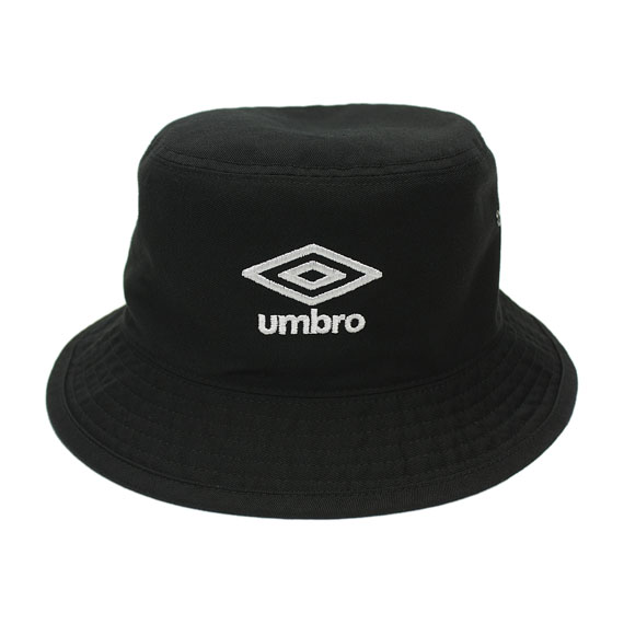 UMBRO×ELIMINATOR_BUCKET HAT_BLACK