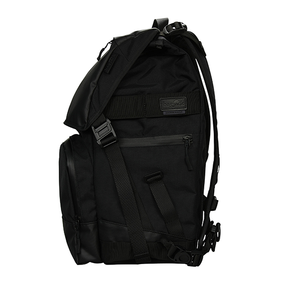 BAGJACK_RUCKSACK SPECIAL EDITION FOR ELIMINATOR[CORDURA VER.]_BLACK