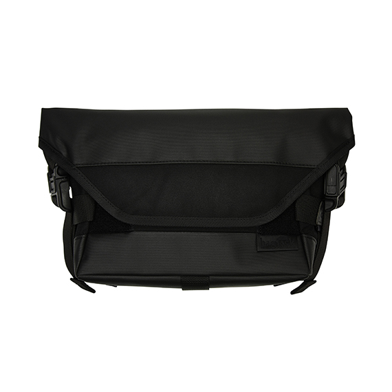 BAGJACK_17AW NXL SPUTNIK LITTLE MESSENGER_BLACK