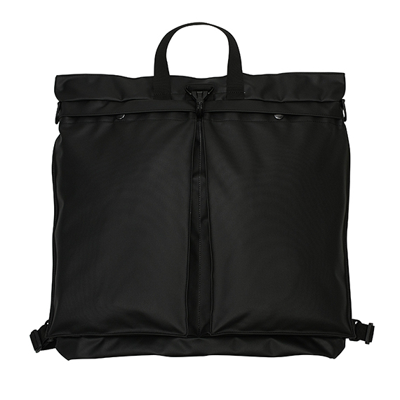 BAGJACK_HELMET BAG [ ELIMINATOR SPECIAL VER. ]_BLACK