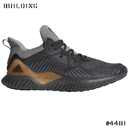 adidas PERFORMANCE_18SS ALPHA BOUNCE2.0_GREY