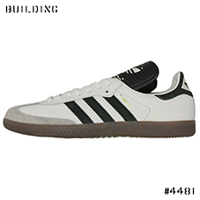 adidas ORIGINALS_SAMBA MADE IN GERMANY_OFF WHITE×BLACK