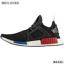 adidas ORIGINALS_NMD XR1 PK_BLACK×BLUE×RED