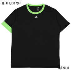 adidas by kolor_CLIMACHILL TEE_BLACK×GREEN