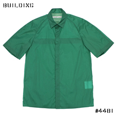 JOHN LAWRENCE SULLIVAN_NYLON SHIRT_GREEN