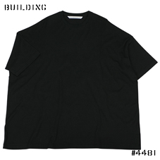 JOHN LAWRENCE SULLIVAN_BIG TEE SHIRT_BLACK