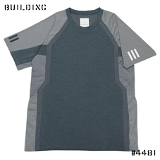 ADIDAS ORIGINALS by WHITE MOUNTAINEERING_TEE SHIRT_GRAY