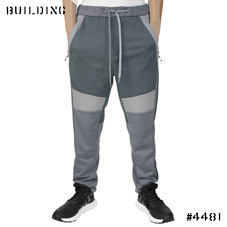 ADIDAS ORIGINALS by WHITE MOUNTAINEERING_SWEAT PANTS_GRAY