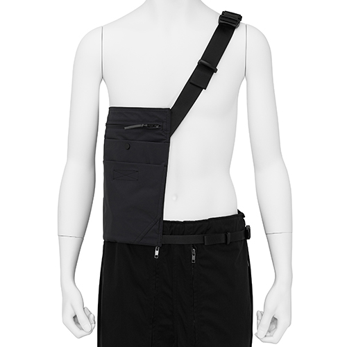 PRODUCT ALMOSTBLACK_BODY BAG_BLACK
