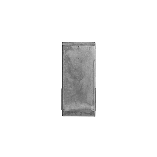 CLAUSTRUM_MOBILE ASHTRAY ( CONCRETE MATTE )_GREY