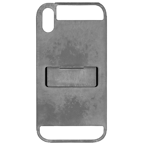CLAUSTRUM_iPhone X/Xs CASE ( CONCRETE MATTE )_GREY