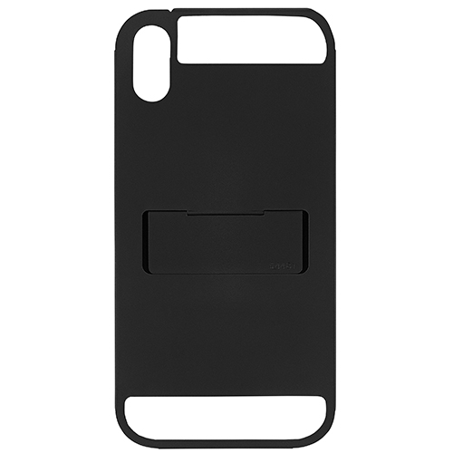 CLAUSTRUM_iPhone X/Xs CASE ( BLACKMATTE )_BLACK