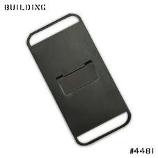 CLAUSTRUM_iPhone5 [5S] CASE_BLACKENING