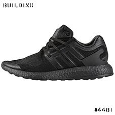 Y-3_17A/W PURE BOOST_ALL BLACK