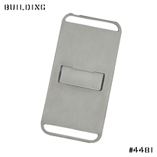 CLAUSTRUM_iPhone6 CASE [ CONCRETE MATTE ] _GRAY