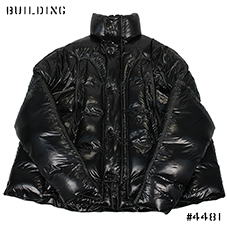 RAF SIMONS_BIG DOWN JACKET_BLACK