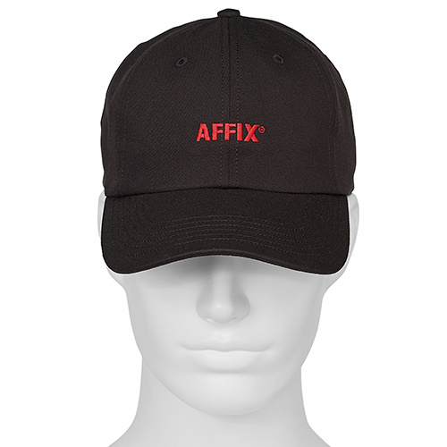 AFFIX_BASIC LOGO CAP_BROWN