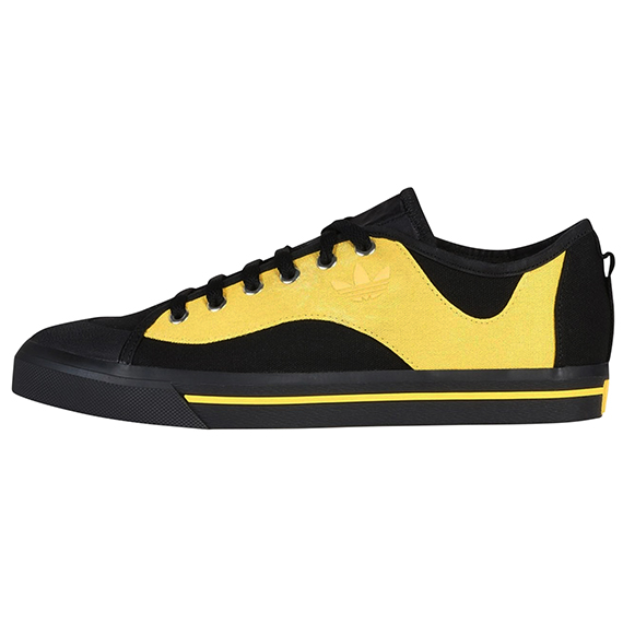adidas by RAF SIMONS_SPIRIT V_BLACK×YELLOW