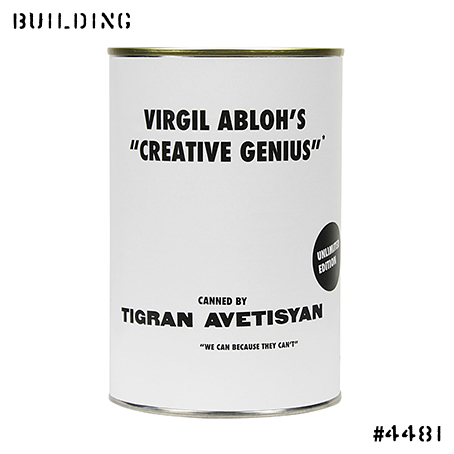TIGRAN AVETISYAN_CANNED AIR [VIRGIL ABLOH]_WHITE