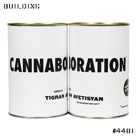 TIGRAN AVETISYAN_CANNED CANNABORATION_WHITE