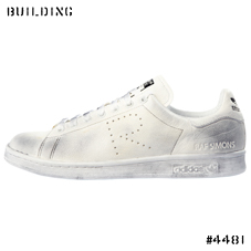 adidas by RAF SIMONS_2015A/W STAN SMITH_WHITE×BLACK