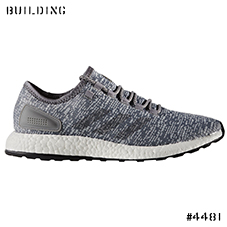 adidas PERFORMANCE_17A/W PURE BOOST_GRAY