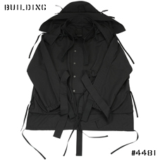 CRAIG GREEN_PARACHUTE JACKET_BLACK