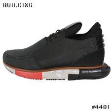 Y-3_HAYEX LOW MODEL_BLACK