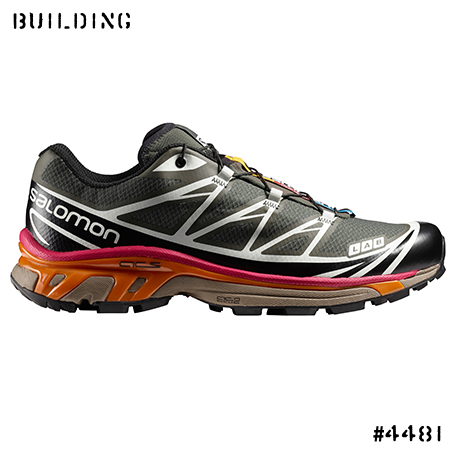 SALOMON ADVANCED_XT-6_GREY×ORANGE