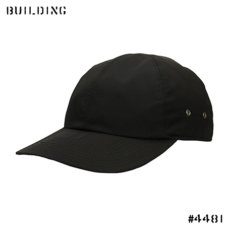 ALYX_BASEBALL CAP WITH BUCKLE_BLACK