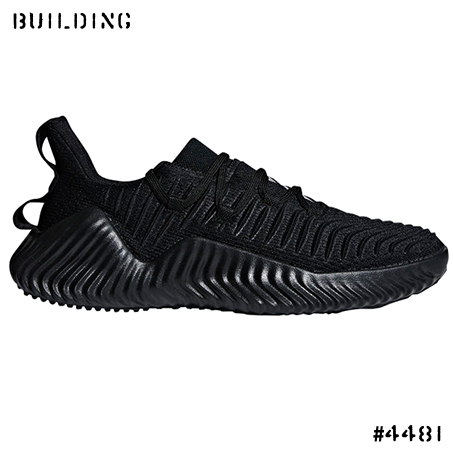 adidas PERFORMANCE_18AW ALPHA BOUNCE_BLACK