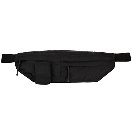 RICK OWENS DRKSHDW_BELT BAG_BLACK