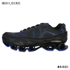 adidas by RAF SIMONS_BOUNCE MODEL_BLUE CAMOUFLAGE×BLUE