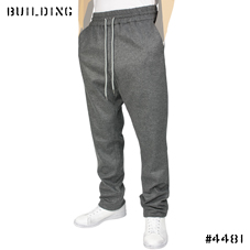 JOHN LAWRENCE SULLIVAN_WOOL PANTS_GRAY