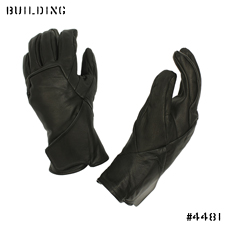 ARC'TERYX VEILANCE_LEATHER GLOVE_BLACK