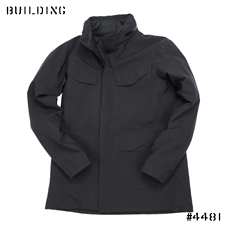 ARC'TERYX VEILANCE_INSULATED FIELD JACKET_BLACK