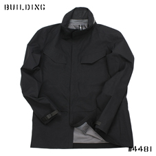 ARC'TERYX VEILANCE_FIELD JACKET_BLACK
