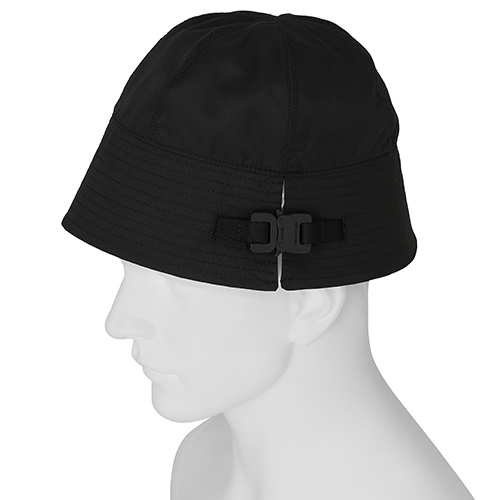 1017 ALYX 9SM_BUCKET HAT_BLACK