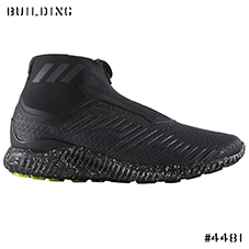 adidas PERFORMANCE_17A/W ALPHA BOUNCE 5/8_BLACK