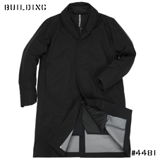 ARC'TERYX VEILANCE_SINTER COAT_BLACK